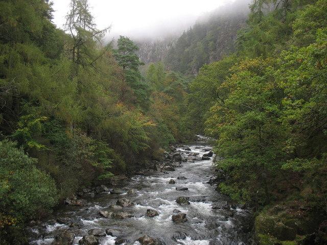 Bwlch Aberglaslyn Pass