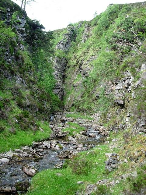 Gorge of the Alt Na Leuma