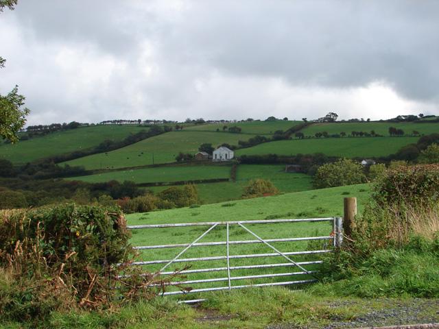 Chapel at Rhyd-lwyd