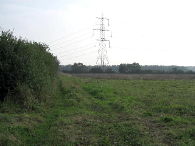 A Solitary Pylon