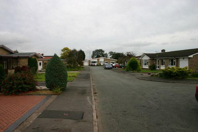 Cromwell Close, Hopton