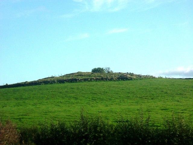 Gallow's Hill (492' asl).