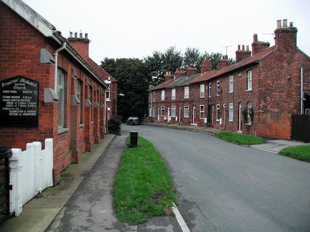 Ings Lane, Patrington