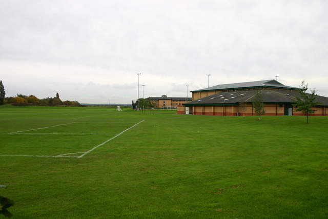 Sports Field and Sports Centre, Stafford