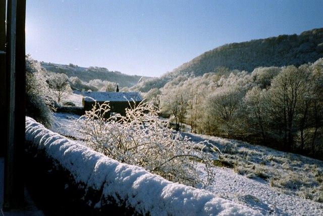 Upper Clough Foot, Cragg Vale