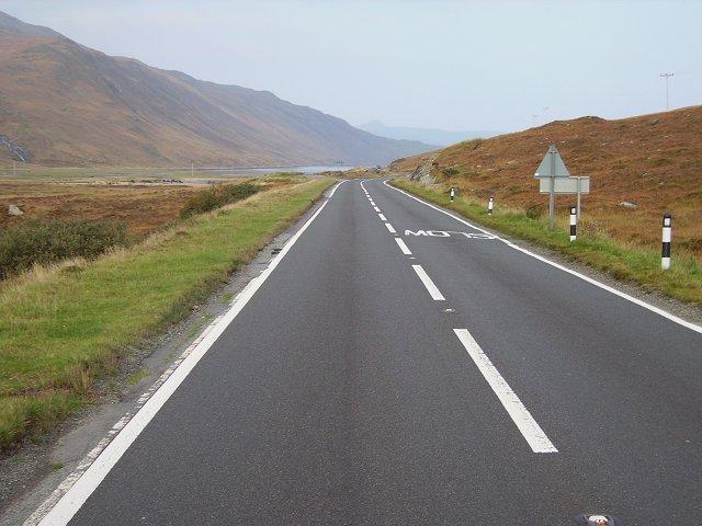 A87 Glen Sligachan