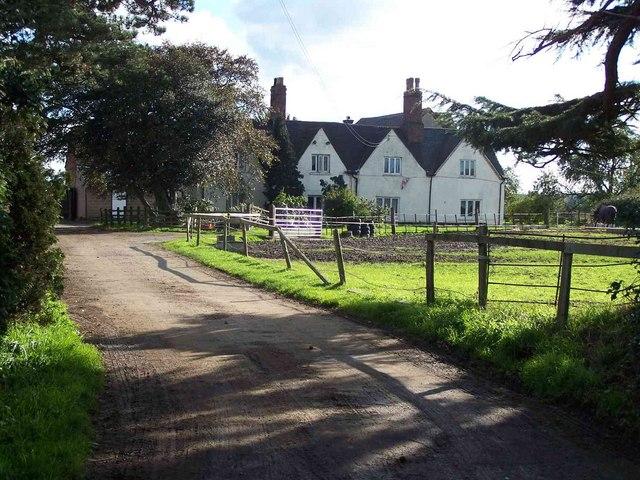Whittington Hurst Farm