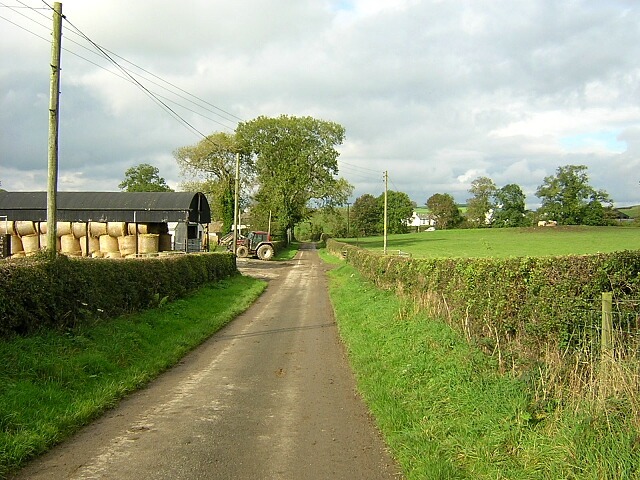 Minor Road at Three Merkland