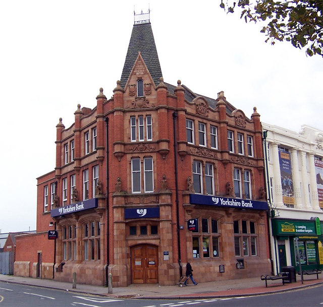 Yorkshire Bank, Hessle Road