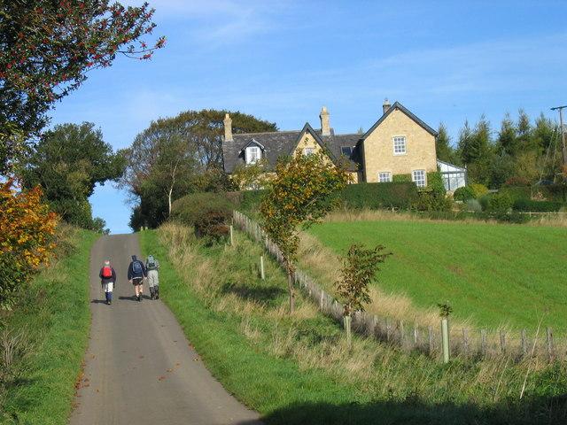 Leazes Cottage