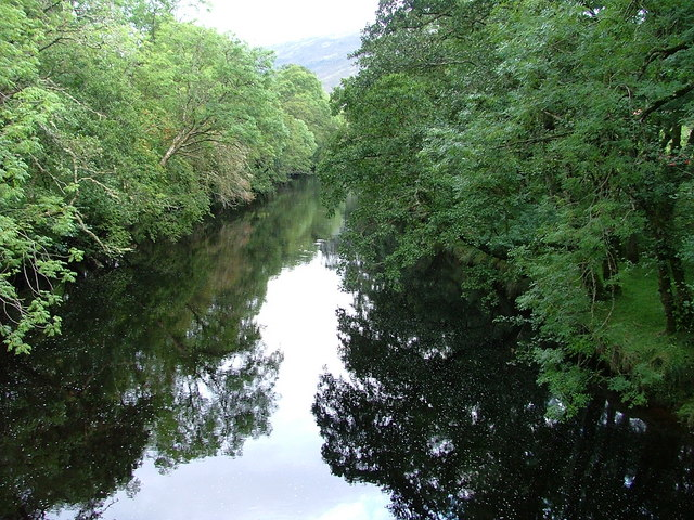 Kinlochewe River