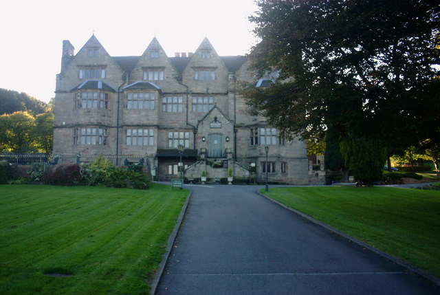 Weston Hall, Weston, Stafford