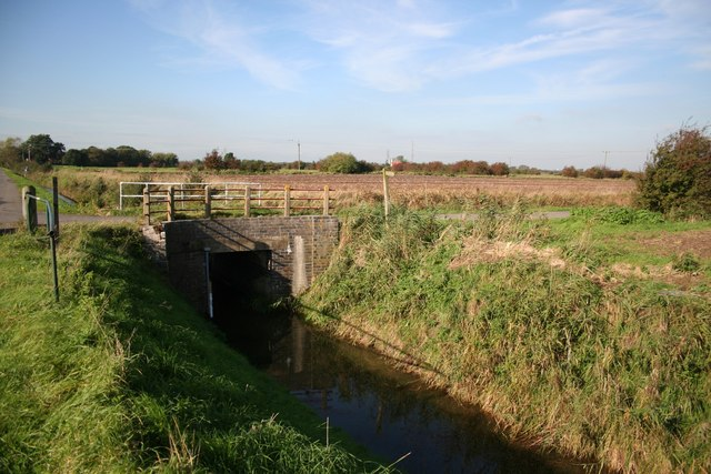 Pinchbeck Lane bridge