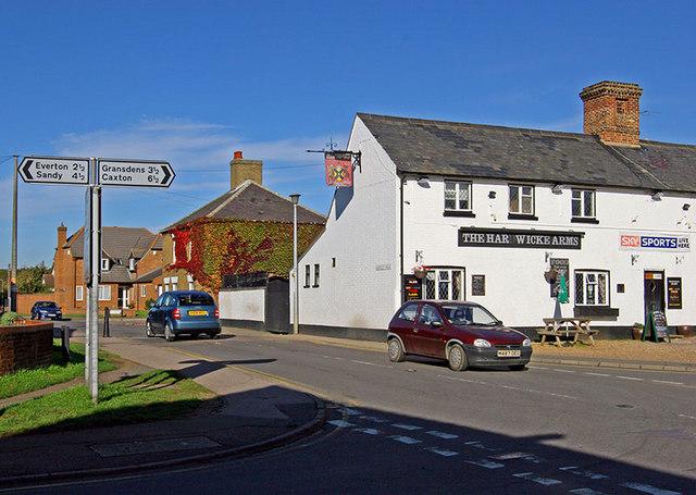 Hardwicke Arms Gamlingay