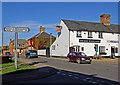 TL2352 : Hardwicke Arms Gamlingay by Richard Thomas