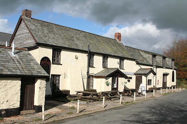 Exmoor: Sportman's Inn