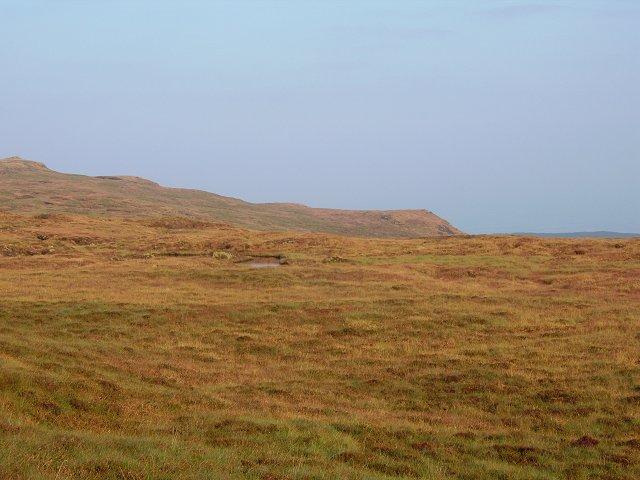 Moors east of Beinn Mheadonach
