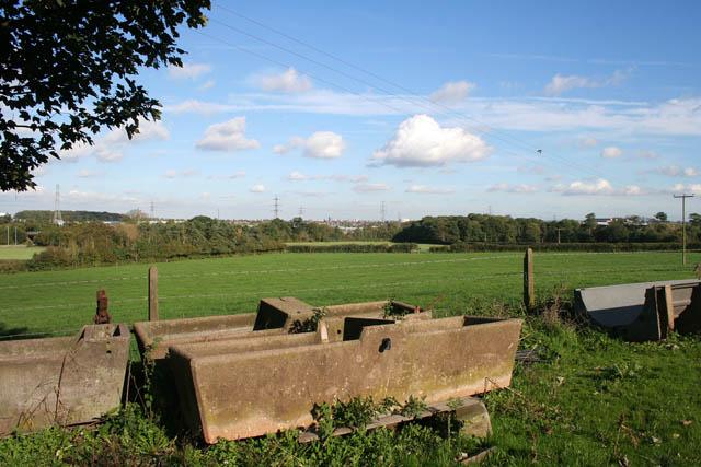 Farmland at Warren Farm