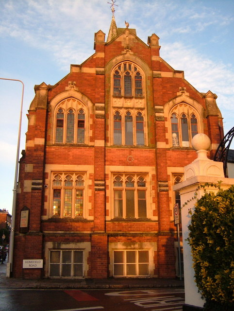 United Reformed Church, Heavitree