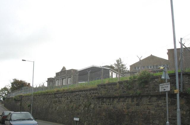 The Barracks, Caernarfon