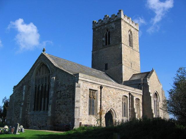 St. Andrew's Church, Paull