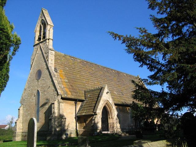 St. Peter's Church, Bilton