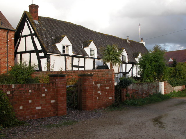 Oldest cottage in Twyning