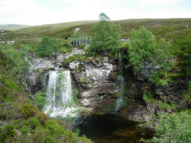 Eidart Falls
