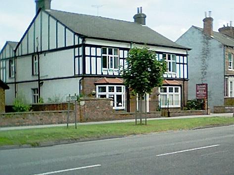 Adams House, Fulford.