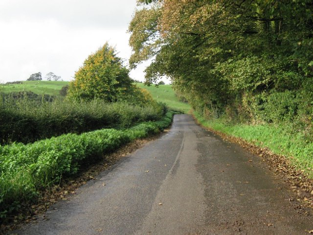 The Road To Oulston