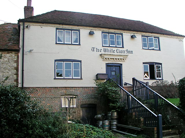 The White Lion public house
