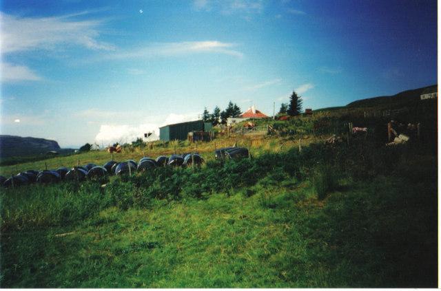Croft land, Upper Edinbane