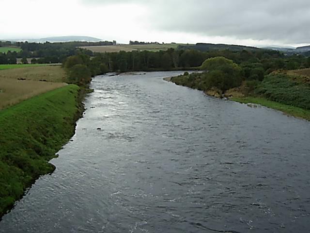 River Dee at Park Bridge