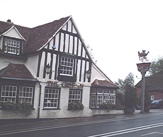 The Griffin, Danbury