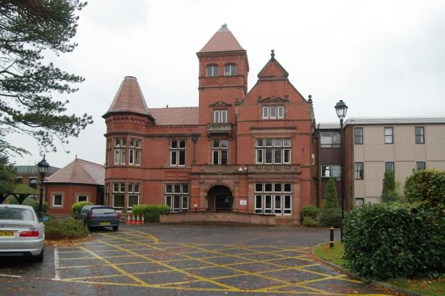 Lancashire Fire & Rescue Service HQ