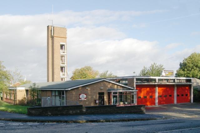 Runcorn fire station