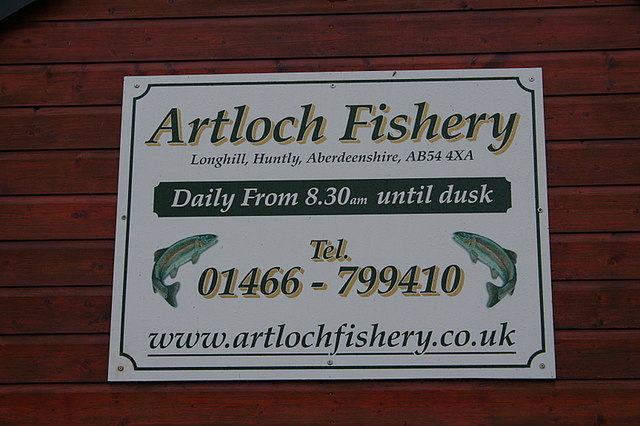 Artloch Fishings.