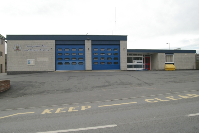 Ludlow fire station