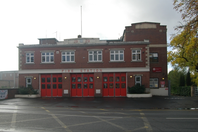 Kidderminster fire station