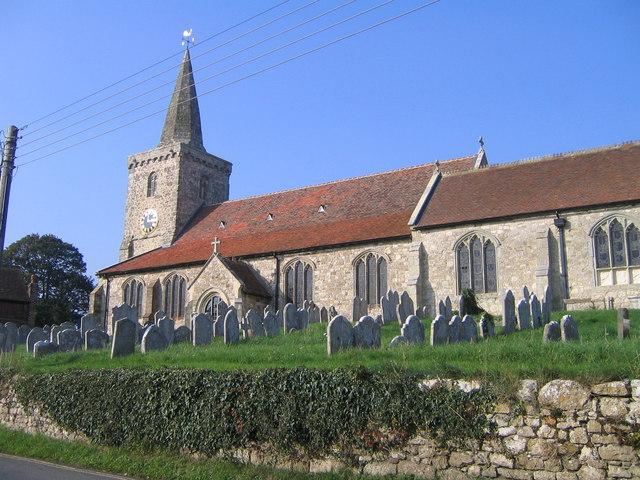 St Mary's Church, Brading
