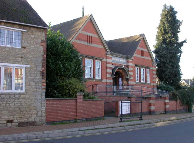 Irchester Village Library