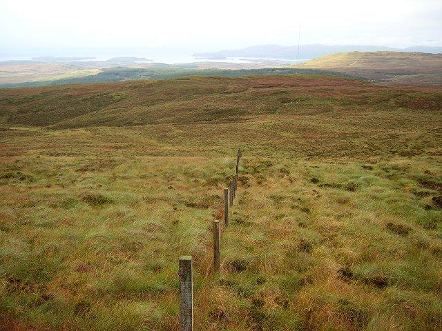 Southern slopes of Cruachan Glen Vic Askil