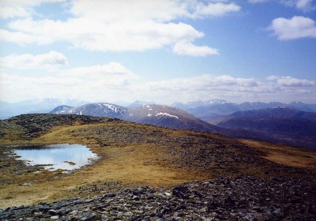 Lochan, Beinn na Lap