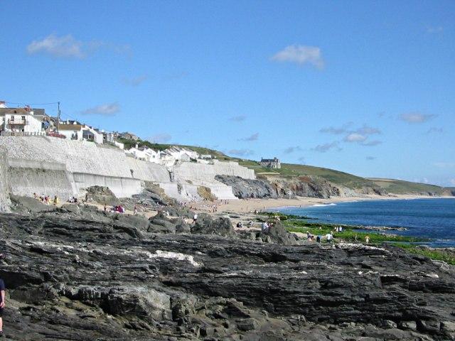 Porthleven Sea Defences