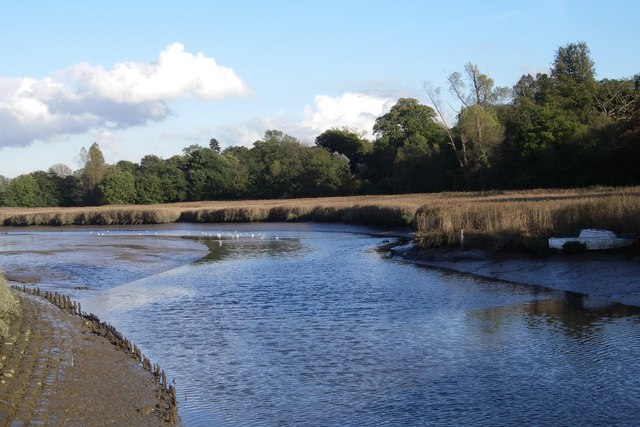 The Marshes at Bromeswell.