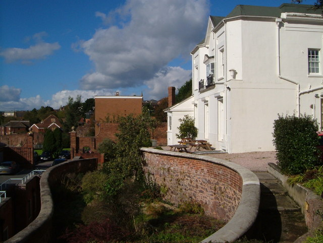 Colleton Villa, Exeter