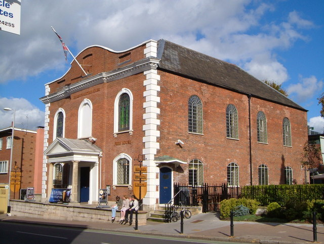 George's Meeting House, Exeter