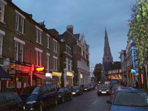 Venn Street, Clapham Common