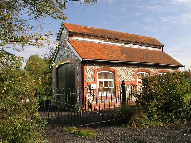 Converted Pumphouse on Wiston Estate