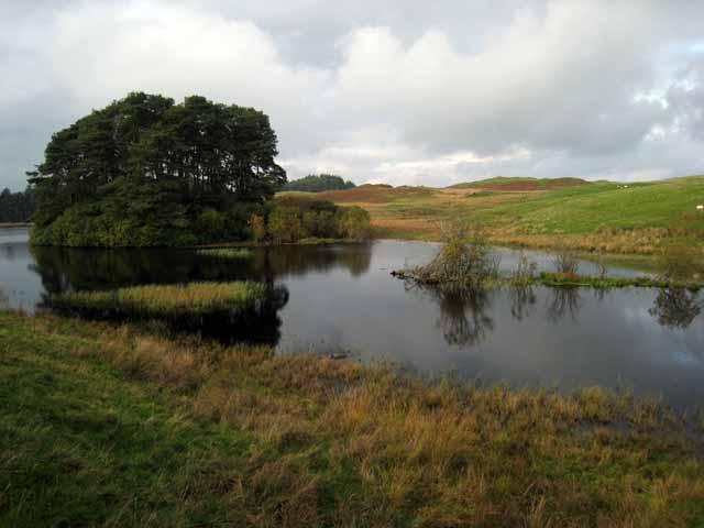 Moss Roddock Loch
